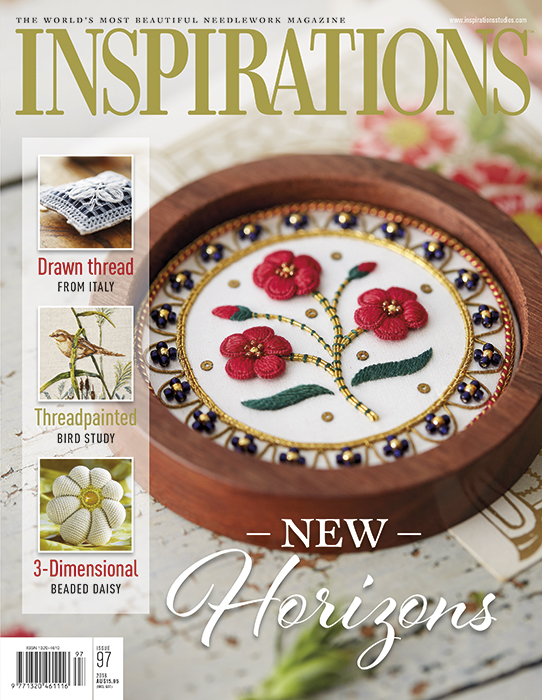 Inspirations Issue 97 - New Horizons