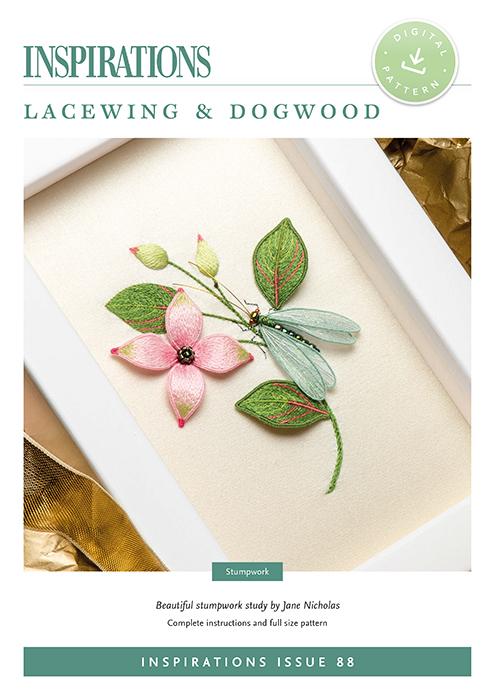 Lacewing & Dogwood