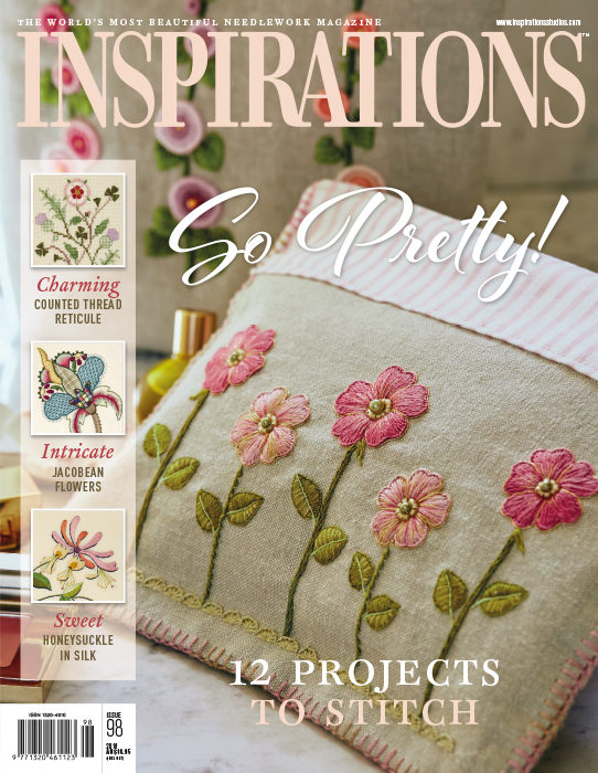 Inspirations Issue 98 - So Pretty!