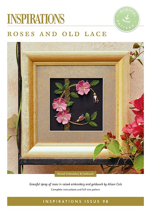 Roses and Old Lace