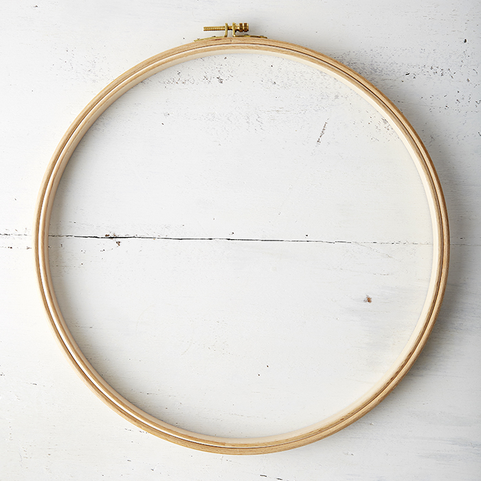 Klass & Gessmann Embroidery Hoop (12