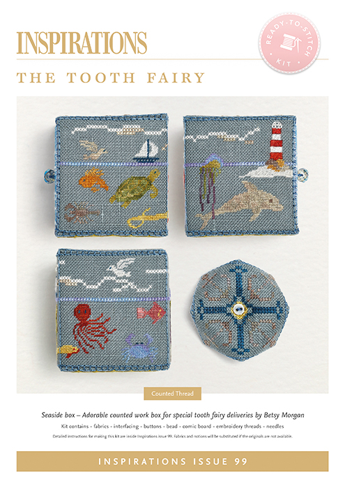 The Tooth Fairy: Seaside - i99 Kit
