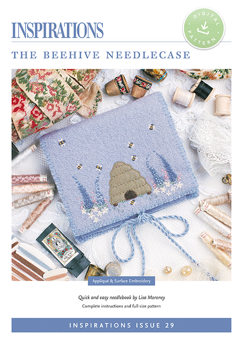 The Beehive Needlecase