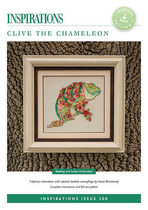 Clive the Chameleon