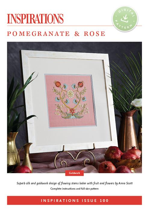 Pomegranate & Rose