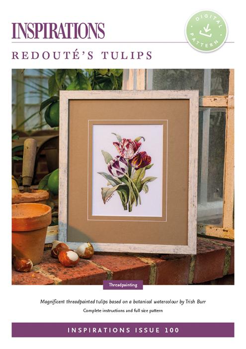 Redouté's Tulips