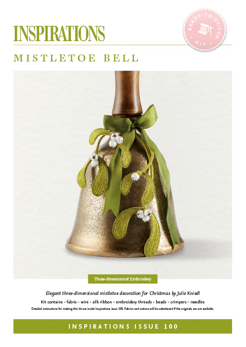 Mistletoe Bell - i100 Kit