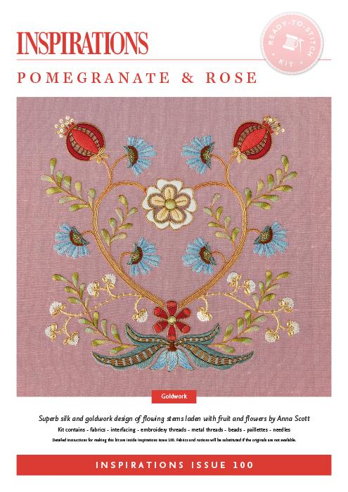 Pomegranate & Rose - i100 Kit