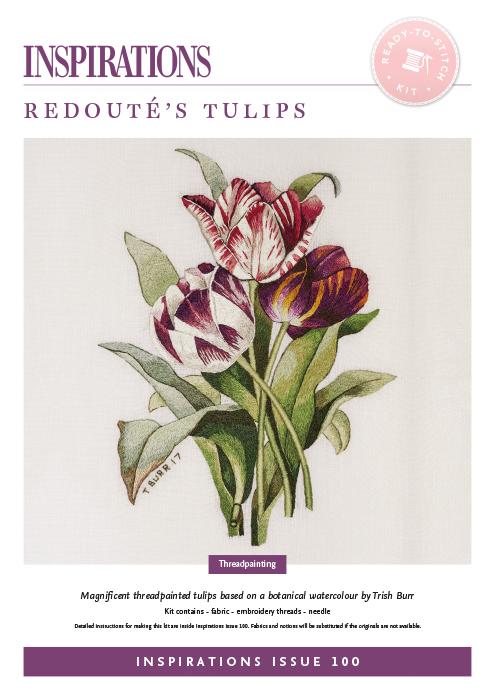 Redouté's Tulips - i100 Kit