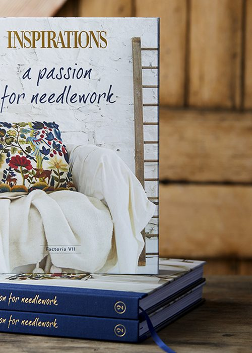A Passion For Needlework Factoria VII