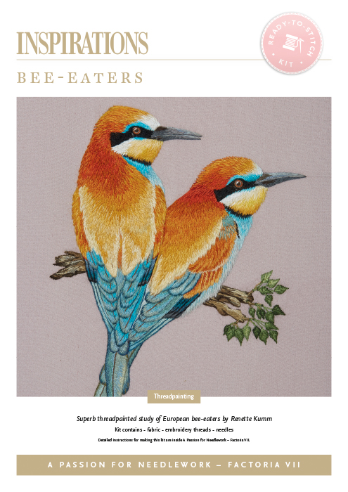 Bee-Eaters - APFN2 Kit