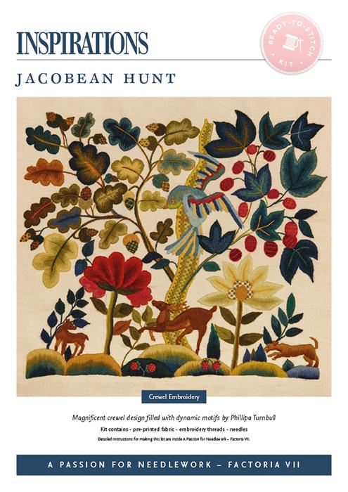 Jacobean Hunt - APFN2 Kit