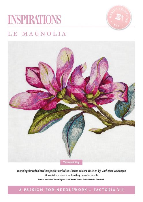 Le Magnolia - APFN2 Kit