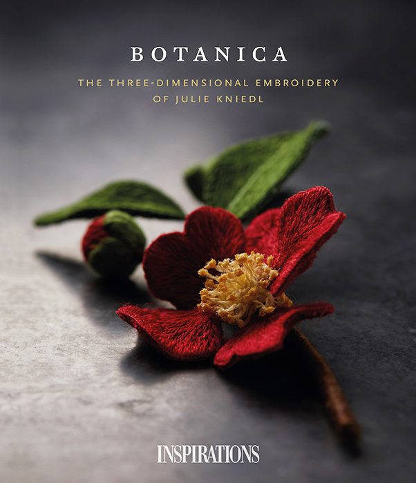 Botanica | The three-dimensional embroidery of Julie Kniedl