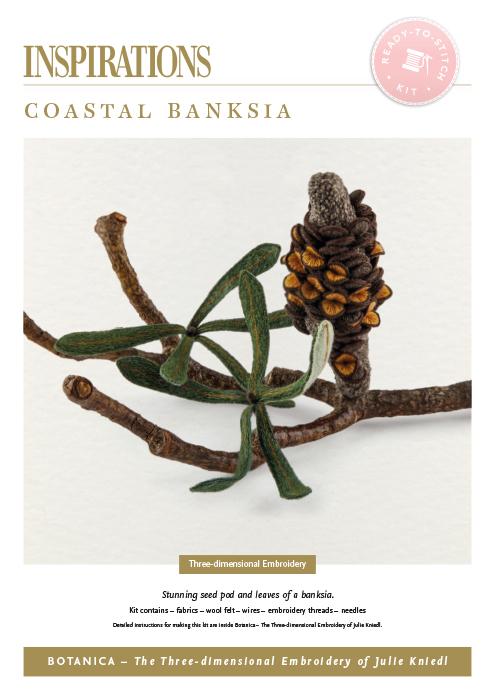 Coastal Banksia - Botanica Kit