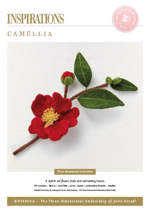Camellia - Botanica Kit