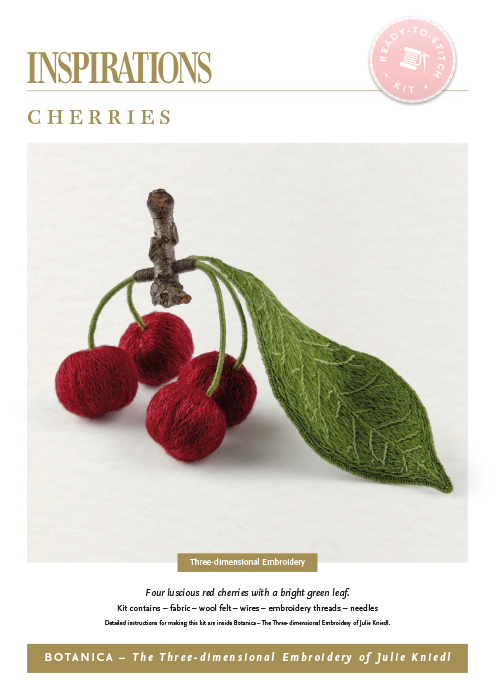 Cherries - Botanica Kit