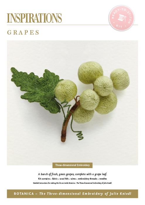 Grapes - Botanica Kit