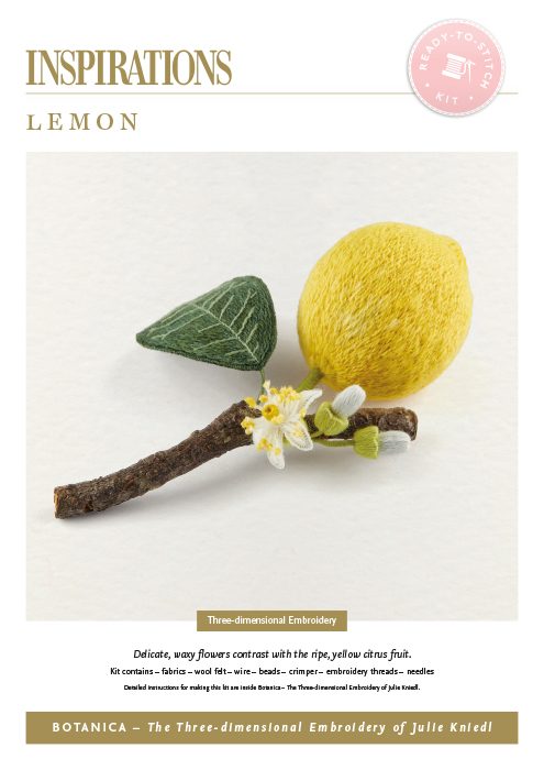 Lemon - Botanica Kit