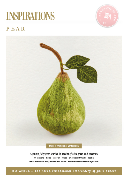 Pear - Botanica Kit