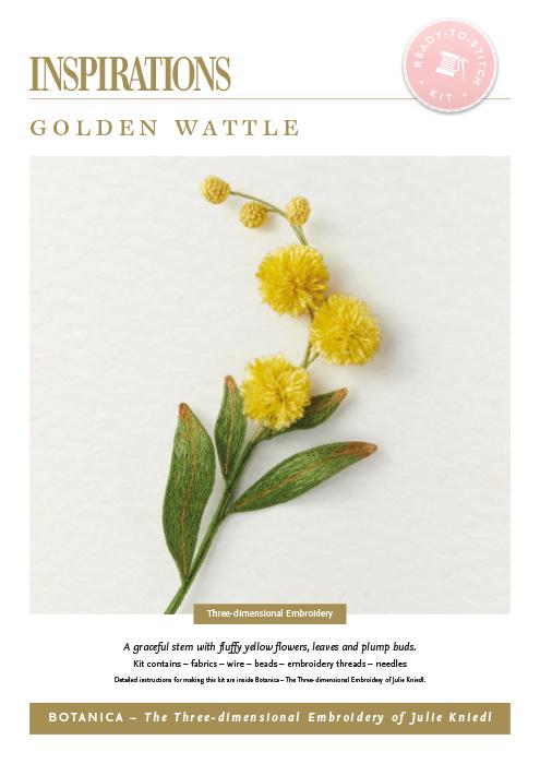 Golden Wattle - Botanica Kit