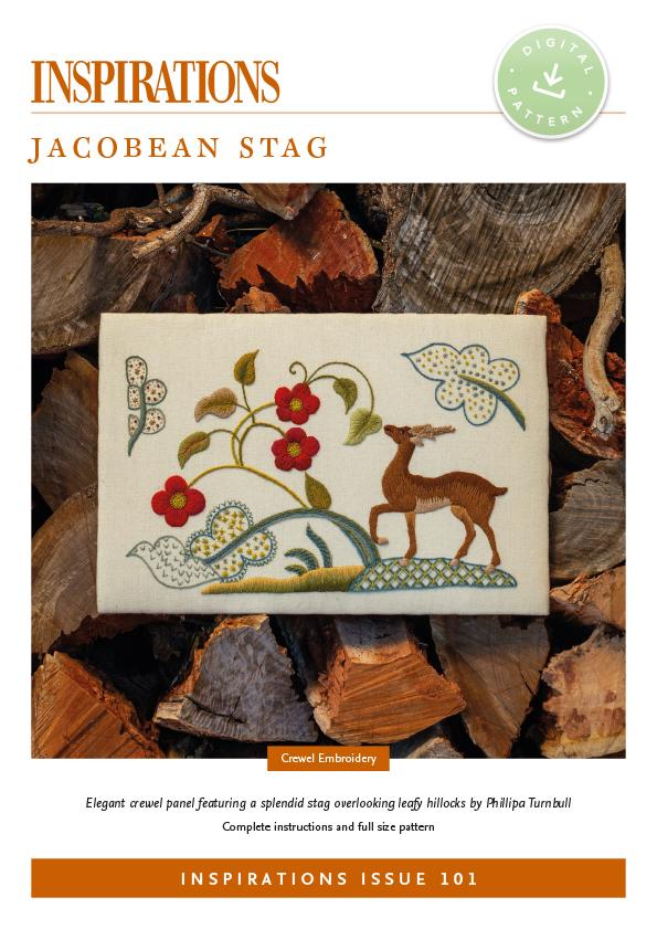 Jacobean Stag