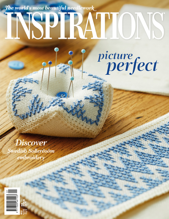 Inspirations Issue 101 - Picture Perfect