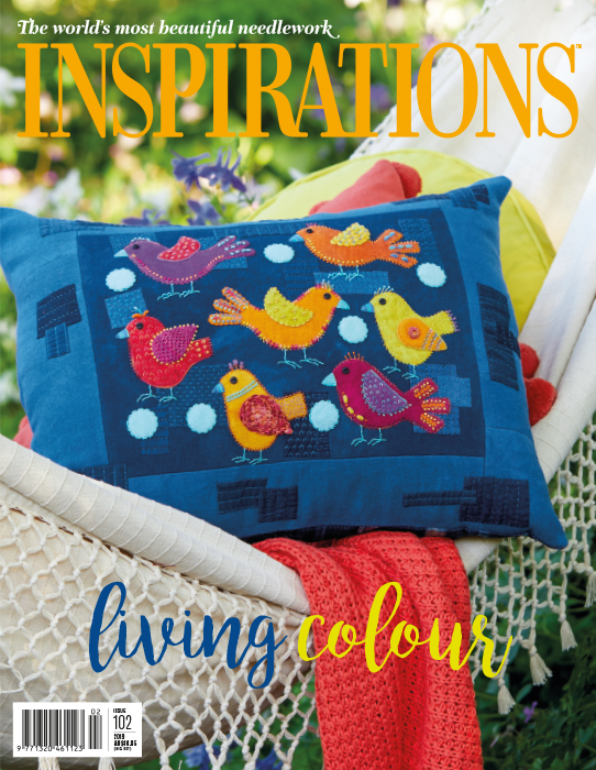 Inspirations Issue 102 - Living Colour
