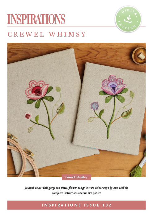 Crewel Whimsy