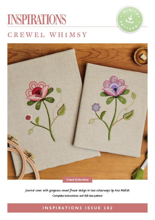 Crewel Whimsy