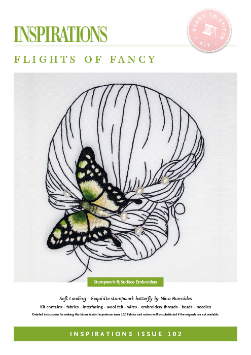 Flights of Fancy: Soft Landing - i102 Kit
