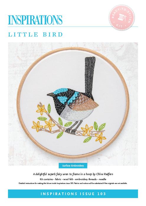 Little Bird - i103 Kit