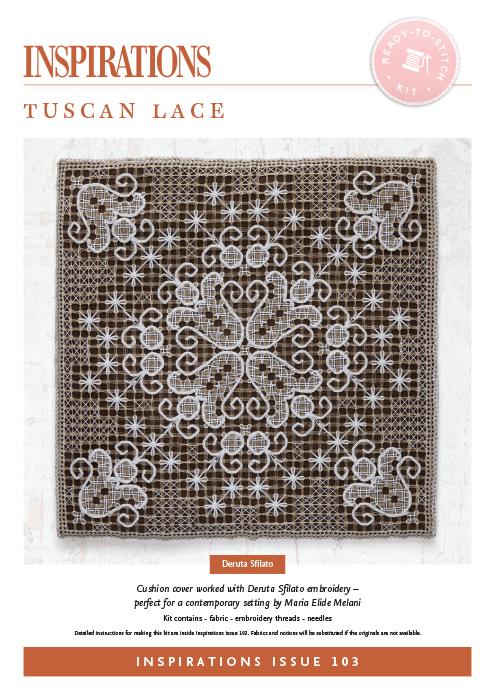 Tuscan Lace - i103 Kit