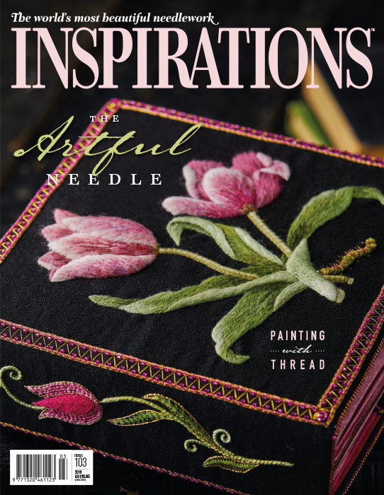 Inspirations Issue 103 - The Artful Needle