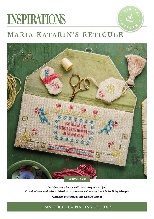 Maria Katarin's Reticule - i103 Digital