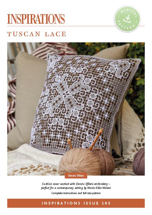 Tuscan Lace - i103 Digital