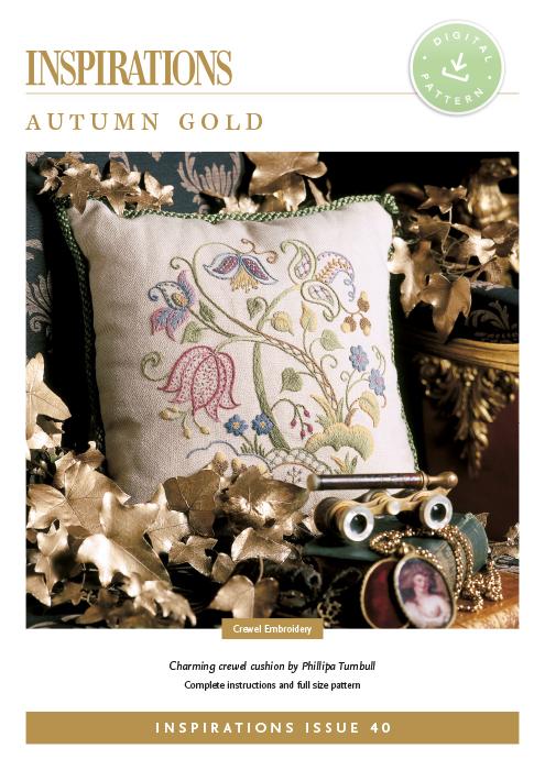 Autumn Gold - i40 Digital