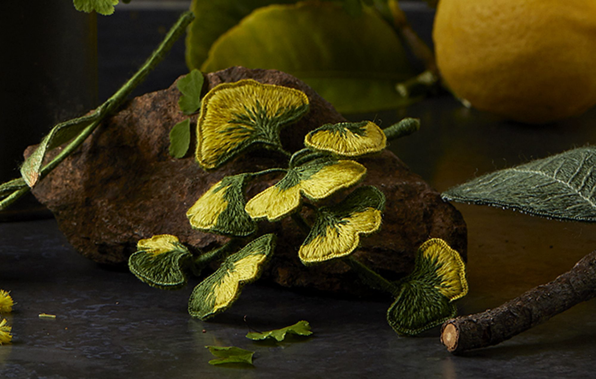 Gingko By Julie Kniedl Inspirations Studios