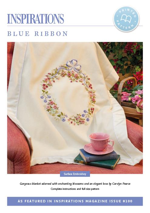 Blue Ribbon - i100 Print