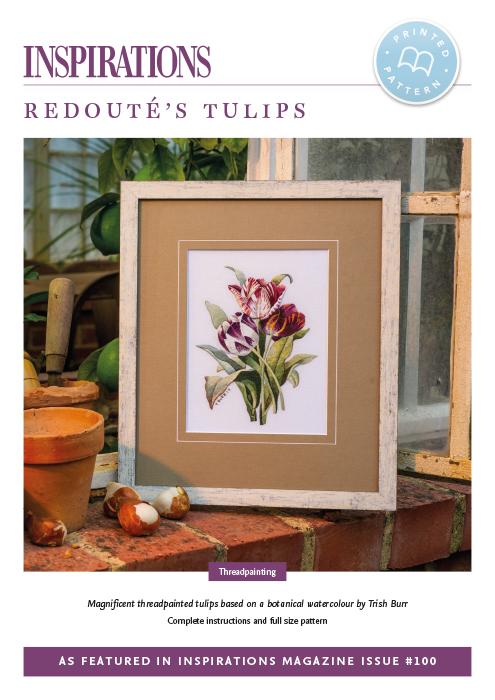 Redouté's Tulips - i100 Print