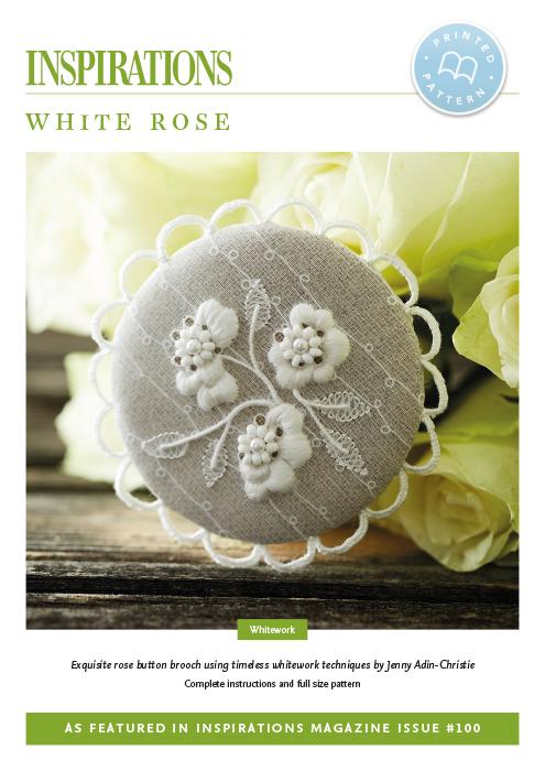 White Rose - i100 Print