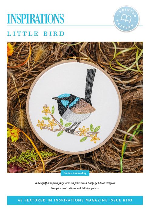 Little Bird - i103 Print
