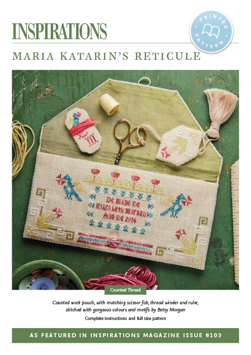 Maria Katarin's Reticule - i103 Print