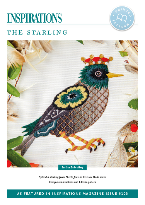 The Starling - i103 Print