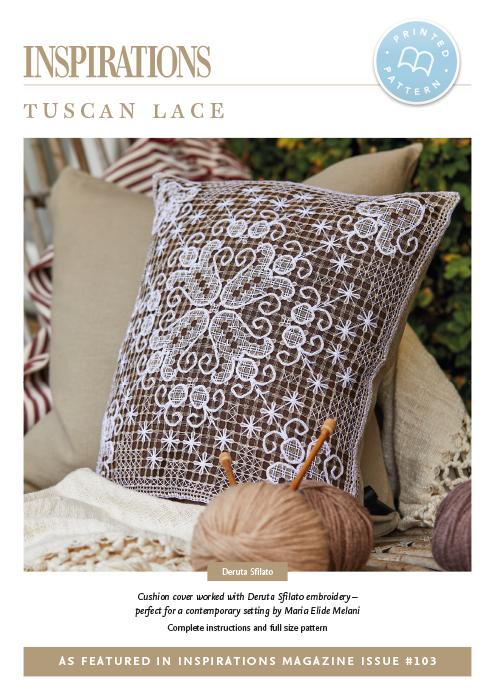 Tuscan Lace - i103 Print