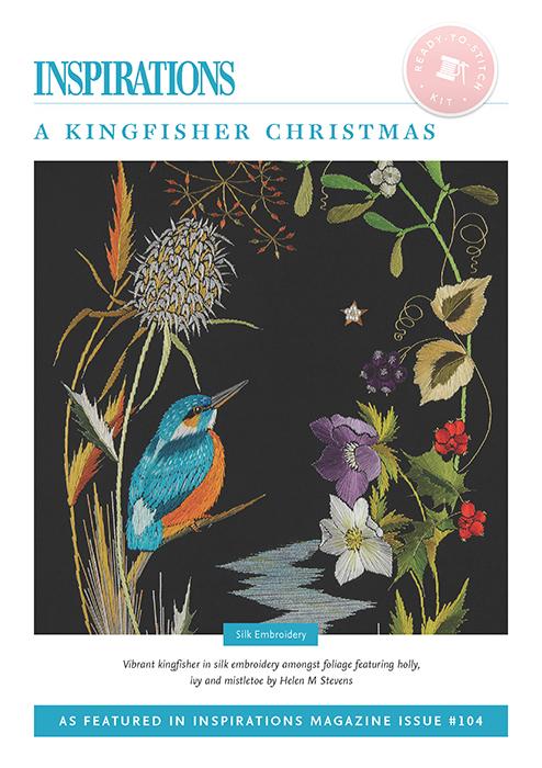 A Kingfisher Christmas - i104 Kit