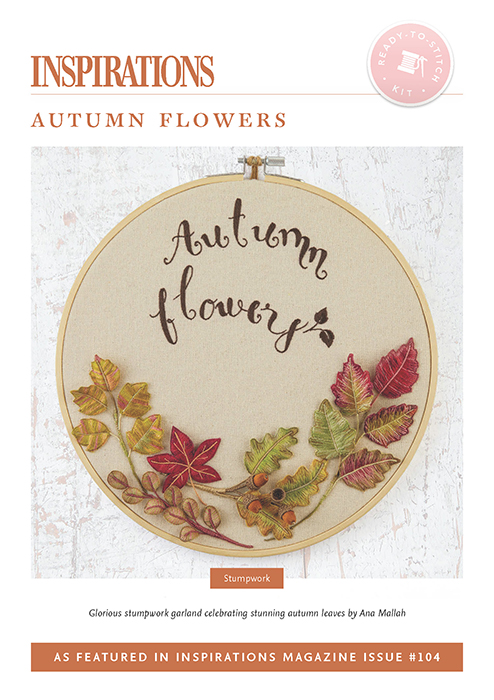 Autumn Flowers - i104 Kit