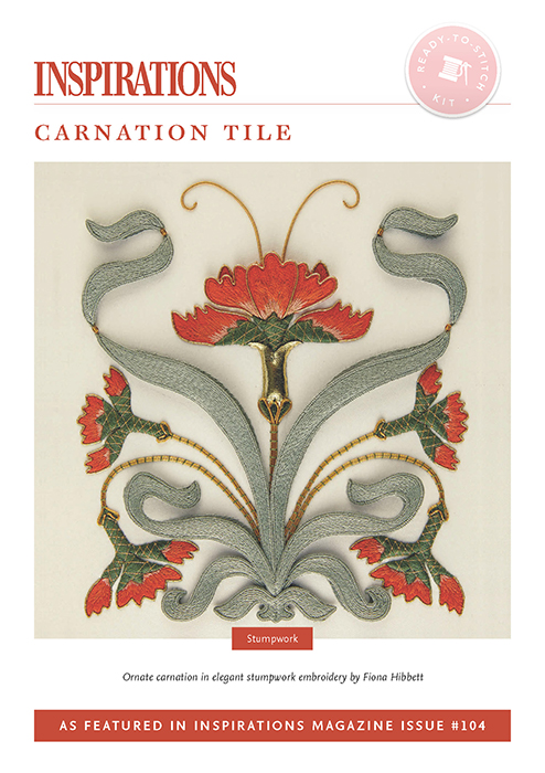 Carnation Tile - i104 Kit