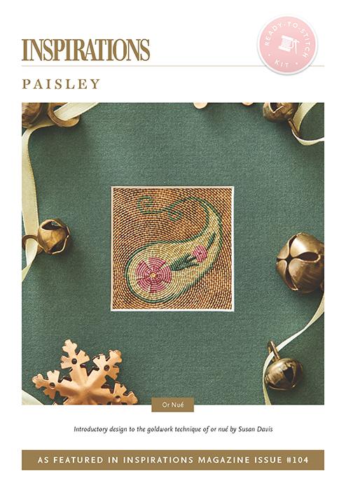 Paisley - i104 Kit