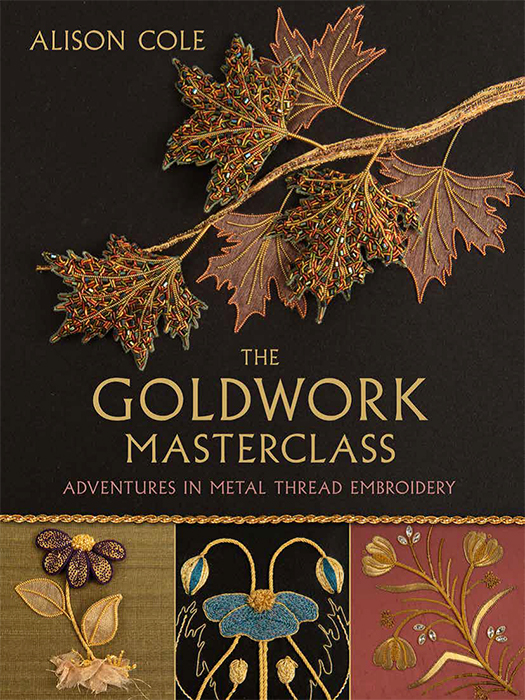 The Goldwork Masterclass